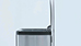 simplehuman Classic Rectangular Step Can Video
