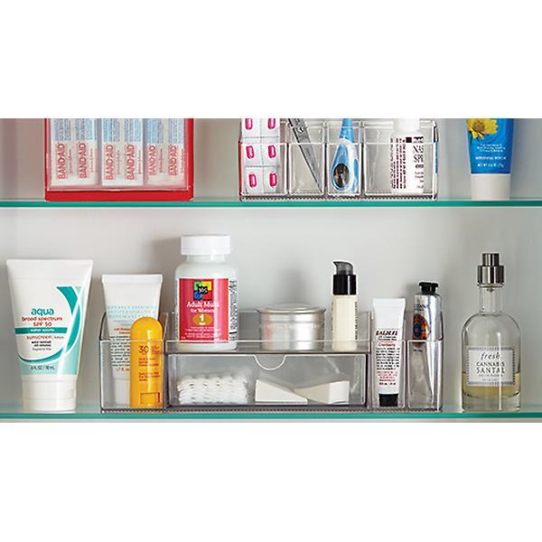 100 replacement plastic shelves for medicine cabinets. Black Bedroom Furniture Sets. Home Design Ideas